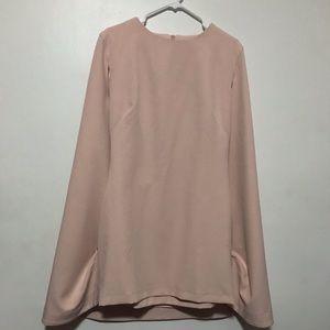 carla by rozarancio cape dress